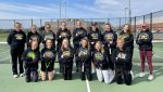 Girls Tennis Defeated by Delta