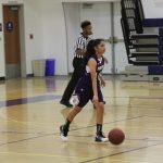 Portola High School Girls Freshman Basketball beat Orange High School 32-22