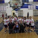 Portola High School Girls Freshman Basketball beat Oxford Academy 22-19