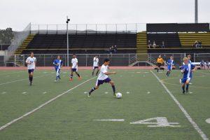 Boys Soccer Vs. CDM 12.10
