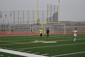 Girls Soccer vs. Irvine at Home 12.15