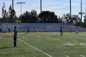 Boys Soccer Trabuco Tournament