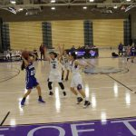 Portola High School Girls Freshman Basketball beat Santa Margarita 30-24