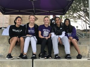 First Meet – Girls Track and Field