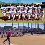 Portola High School Freshman Softball beat University 5-4