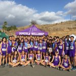 Portola High School Girls Freshman Cross Country finishes 1st place