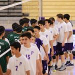 2018 Boys Volleyball Tryout Dates