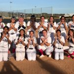Girls Frosh/Soph Softball beats Foothill/Santa Ana 17 – 16
