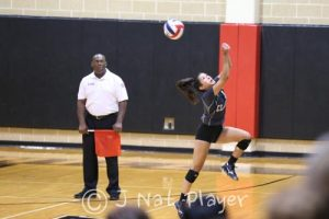 Varsity Volleyball v Churchill