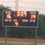 Freshman Football Teams Hand Brandeis Losses in Final Seconds