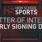EARLY SIGNING DAY- NOV. 9