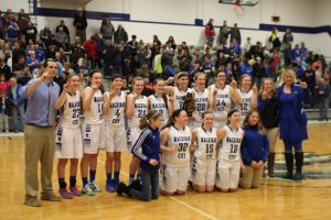2016 Girls Basketball Districts