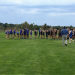 Boys and Girls CC Teams Finish 2nd at NLC Jamboree