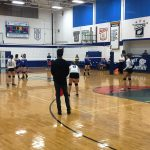 Mackinaw City High School Girls Varsity Volleyball beat Littlefield High School 3-0
