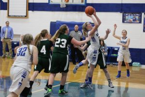 Girls Basketball vs Maplewood 2.2.17