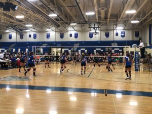 Volleyball Tri Meet @Inland Lakes with Engadine
