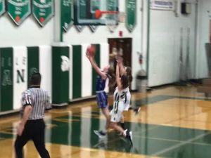 JV/Varsity Girls Basketball @ Cedarville 1-27-20