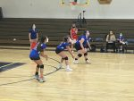 JV Volleyball at Wolverine 9/10/20 (3-0W)