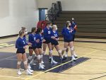 Varsity Volleyball at Wolverine 9/10/20 (3-0W)