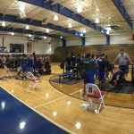 Cooper Football Lift-a-thon photos!