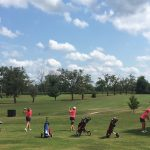 Maconaquah High School Girls Varsity Golf finishes 1st place