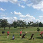 Maconaquah High School Girls Varsity Golf finishes 1st place