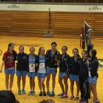 Maconaquah High School Girls Varsity Cross Country finishes 1st place