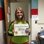 Collins Earns Indiana Girls Soccer Player of the Week!