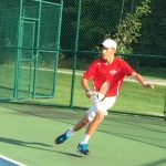 Borden Earns All-State Honors in Tennis!