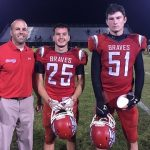 Grigsby and Spohn Earn Player of the Game Honors
