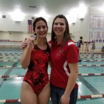 Maconaquah High School Girls Varsity Swimming beat Tippecanoe Valley High School 146-36