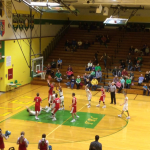 Maconaquah High School Boys Varsity Basketball beat Tippecanoe Valley High School 46-40