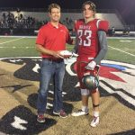 Myers Earns The Mike McDonald, Indiana Farm Bureau Insurance Player-of-the-Game