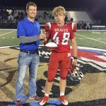 Little Earns The Mike McDonald, Indiana Farm Bureau Insurance Player-of-the-Game