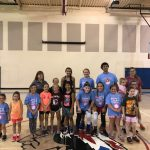 Lady Brave Basketball Academy Concludes Fall Camp Session