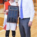 Girls Varsity Basketball falls to Rochester Community High 61 – 43