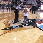 Ella Carver is the Student Athlete of the Game verse Rochester