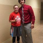 Girls Varsity Basketball falls to Tippecanoe Valley 76 – 15