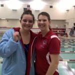 Girls Varsity Swimming beats Delphi Community 151 – 32