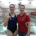Girls Varsity Swimming beats Rochester 111 – 75