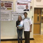 Student Athletes Honored by the Lady Braves