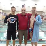 Boys Varsity Swimming beats Eastern 149 – 31