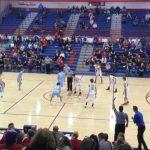 Boys Varsity Basketball beats Whitko 45 – 42