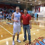 Boys Varsity Basketball beats Northfield 73 – 60