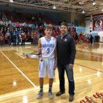Boys Varsity Basketball falls to Culver Academies 59 – 44