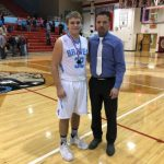 Conner Middlekauff is the Mike McDonald Indiana Farm Bureau Impact Player of the Game