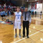 Boys Varsity Basketball beats Tippecanoe Valley 40 – 33