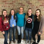 Lady Braves Earn Honors