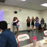 Lady Braves Award Winners Recognized