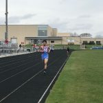 Boys' Track Competes with Rochester
